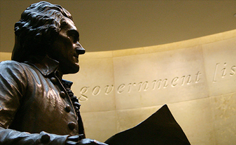 Thomas Jefferson: Architect of Liberty