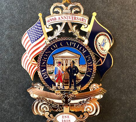 Official Capitol Square Ornaments Available