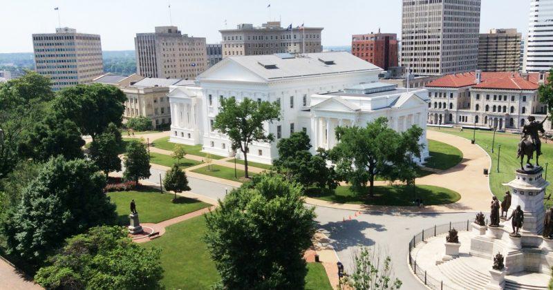 Capitol Square Landscape