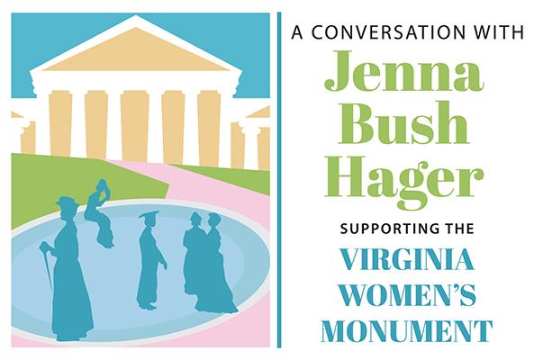 Jenna Bush Hager will visit Richmond