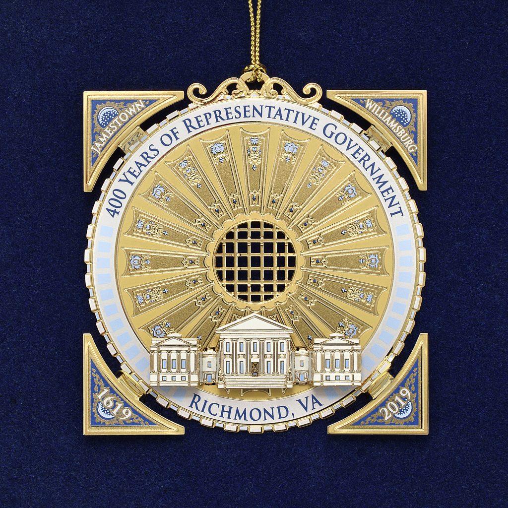 The 2019 Ornament