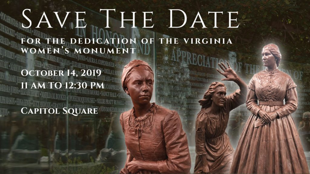 Womens Monument Commission Save the Date